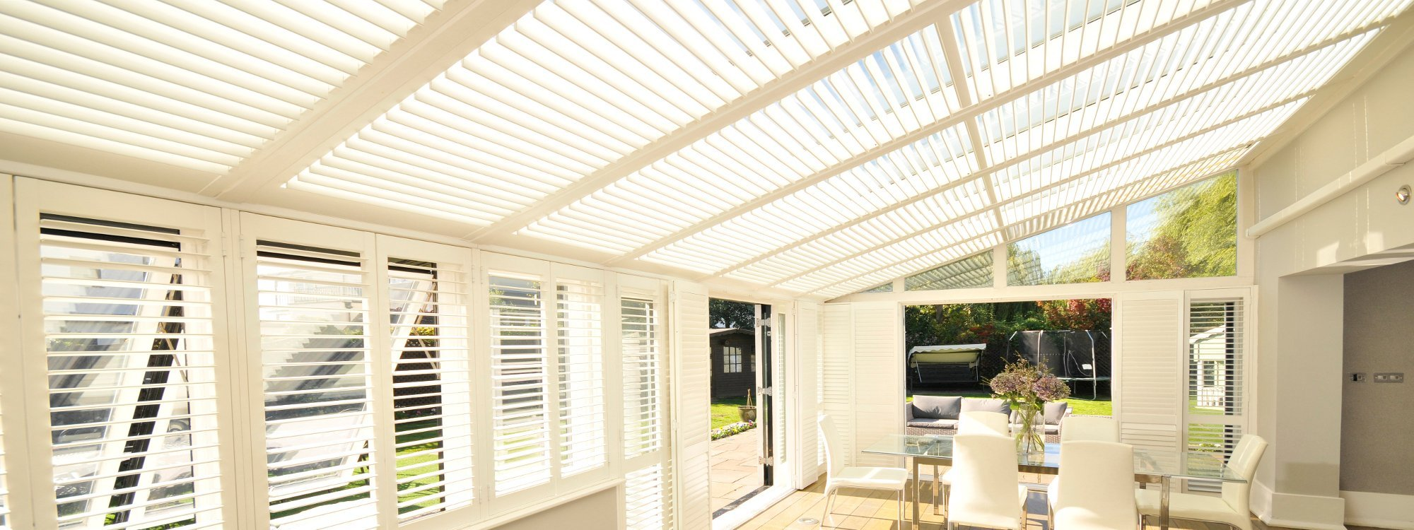 Gemini Blinds Blackpool Conservatory Roof Blinds